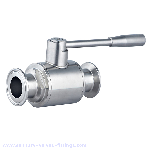 Sanitary Stainless Steel Clamp Ball Valve Manufacturers and